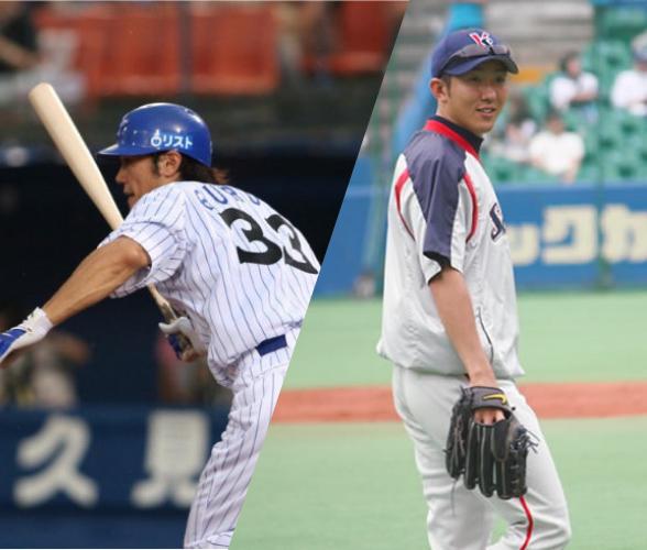 活躍する野球選手